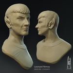 Spock by ChrRambow