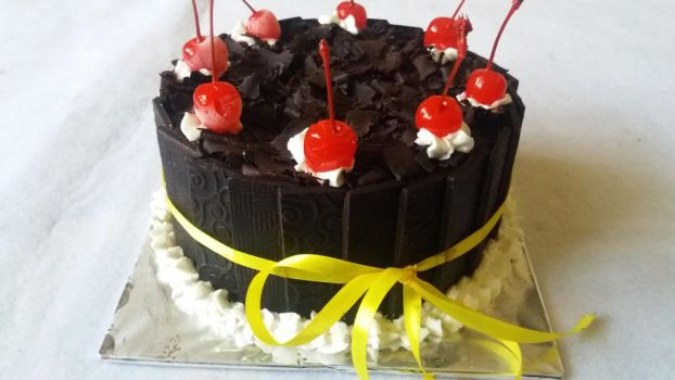 Black Forest Cake by kuncir-kuda