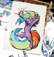 Commish Carnival by Mamath