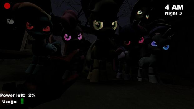 Welcome to Five Night at ajs! by RedAceOfSpades