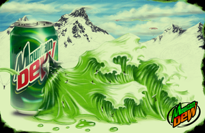 Mt. Dew by cow41087