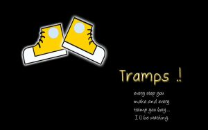 Tramps Wallpaper for fans by maybe55
