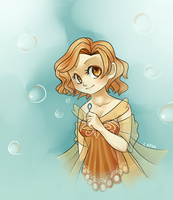 bubbles by lapaa