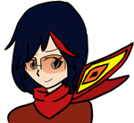 Ryuko Matoi by GirlWithTheGreenHat