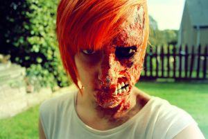 Two face by Amythealien