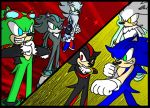 Ultimate Match: Triple Team by TorahThePoet95