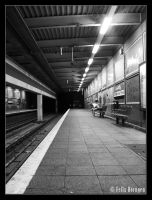 Subway to nowhere by Fel1x