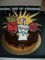 ATHF Cheesecake by Kahlan4