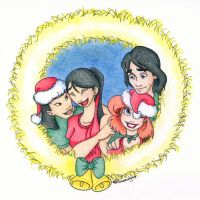 DISNEY HIGH: Christmas 09 by Tella-in-SA
