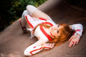 Dead or Alive - Kasumi by Rubyrelle