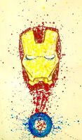 Iron Doesn't Last by QuietKidCreations