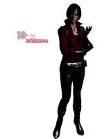 Ada Wong RE6 Render by BriellaLove