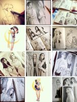 Insta compilation June by mannequin-atelier