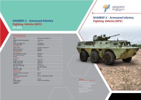 SHAREEF-2 - Armoured Infantry by saudi6666