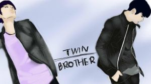 Twin Brother by nuyuin