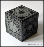 Lemarchande puzzle box by hunterkiller