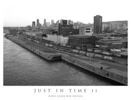 Just In Time II by cezars