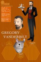 PDL - Gregory Vanderbilt by arkeis-pokemon