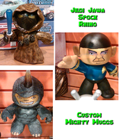 Mighty Muggs 3 by howardhowitzer
