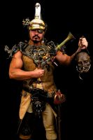 steampunk gold test shot 1 by overlord-costume-art