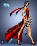 Ada Wong by scorpionblaze by iceogre