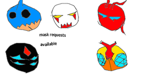 masks requests by omnishade00