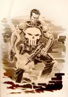 Punisher C2E2 2011 by BillReinhold