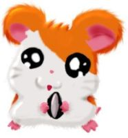 Hamtaro by Marysian