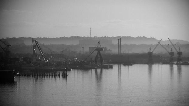 Industry in the morning-3 by annabelsaiz