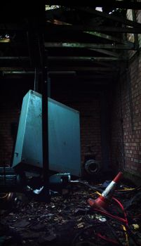 Derelict Shed - 1 by pete-c-89