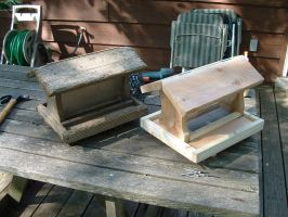 Birdfeeder Restoration by todd587