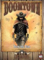 Doomtown: Faith and Fear cover by shiprock