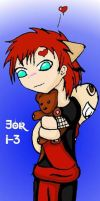 Gaara for starizzy by ShinyObject01