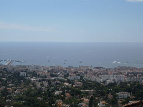 Bay of Cannes - One by Altair-E-Stock