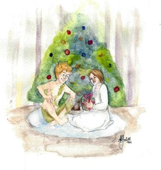 Happy Christmas Peter! by Pebbles6