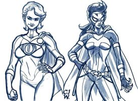 World's Finest New DCnU Redesign by CJ-Williams