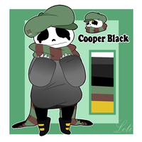 Cooper Black by Letipup