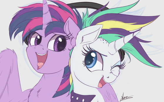 Who Wants to Make the Whole World Coexist! by NCMares