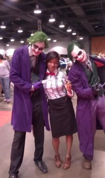Why So Serious, Doctor? by AsylumBeauty