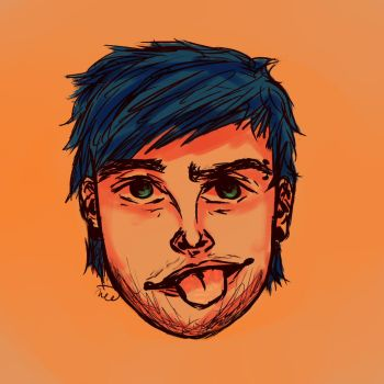 MICHAEL by polariodclifford