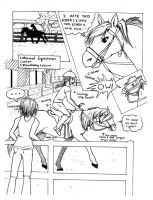 Naito and the Grey Horse c1p1 by MillenniumSnow