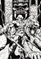 He man by mrfussion
