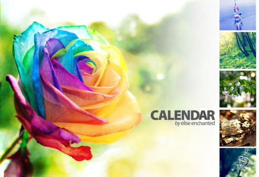 Calender by EliseEnchanted