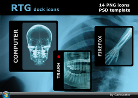 RTG dock icons by Carburator