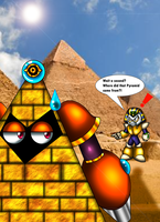 Pharaohs and Pyramids by spdy4