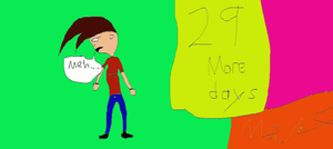 29 more days with Joe by KeepingPokemonEpic