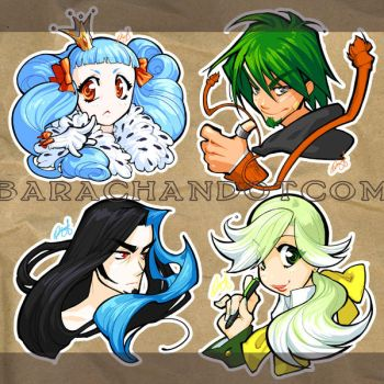 080317 stickers by bara-chan