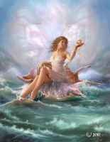 Queen of the Sea by va-sily1