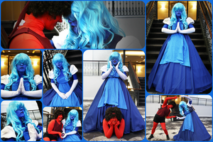 My Cosplay_Sapphire by MevrouwRoze