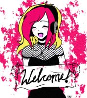 Welcome! (NEW) by ColurMidna